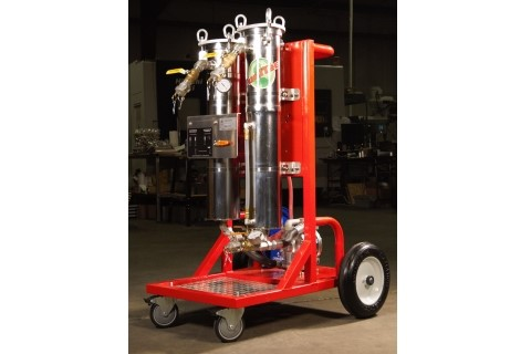 Fuel Polishing and Tank Cleaning Systems